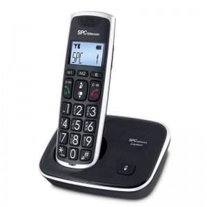 P style BORDER TOP COLOR BORDER LEFT COLOR BORDER BOTTOM COLOR BORDER RIGHT COLOR El SPCtelecom 7608 es un comodo telefono inal