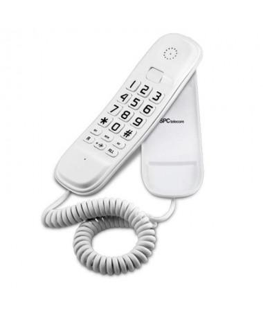 h2Telefono fijo compacto h2brEl SPCtelecom 3601 es un divertido telefono con un tecladomuy grande para facilitar la marcacionbr
