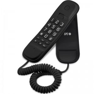 H2Telefono fijo compacto H2brEl SPCtelecom 3601 es un divertido telefono con un teclado muy grande para facilitar la marcacionb