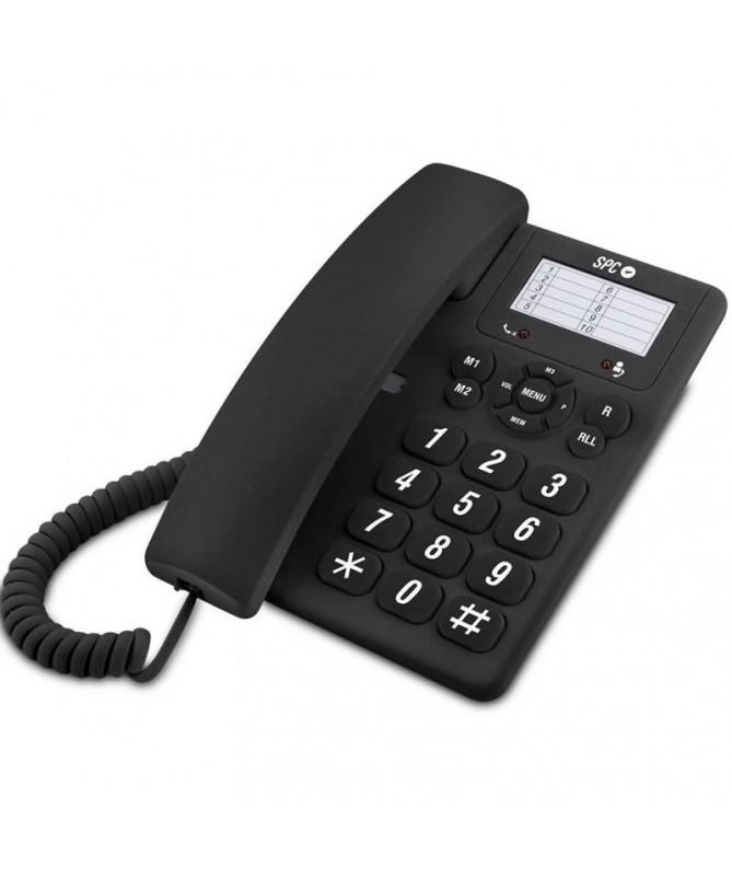 PEl telefono con cable 3602 con un diseno clasicoBRBRULLI3 memorias directas LILI10 memorias indirectas LILIMute Silenciado del