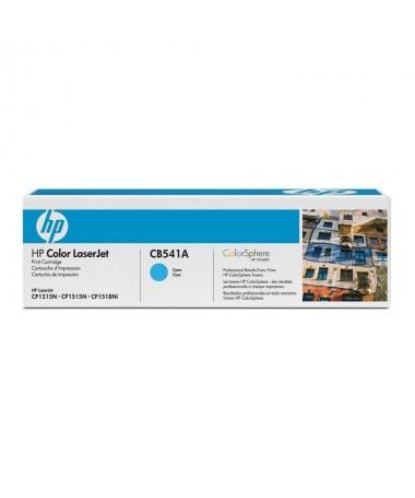 pTONER HP CYAN PARA LASERJET COLOR CM1312 CP1215 CP1515 CP1518 APROX 1400 PAG p