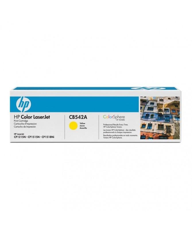 pTONER HP AMARILLO PARA LASERJET COLOR CM1312 CP1215 CP1515 CP1518 APROX 1400 PAG p
