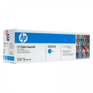 pToner cian HP para Laserjet CP2025DN CP2025N y multifuncion CM2320FXI CM2320NF p