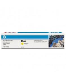 pTONER HP ESTANDAR LASERJET AMARILLO 1000PAG CP1025NW CE312A p