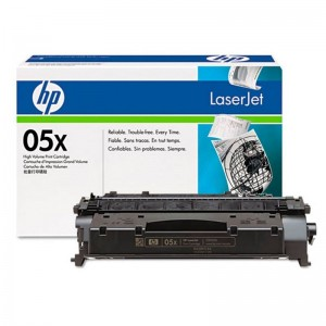 pToner negro HP CE505X para HP LaserJet P2055 hasta 6500 paginas p
