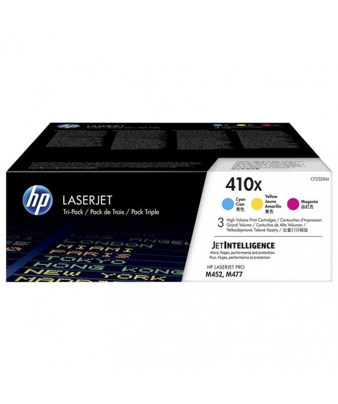 pDisfrute de los cartuchos de toner Originales HP de alta capacidad con JetIntelligence para ofrecer mas paginas que nunca rapi