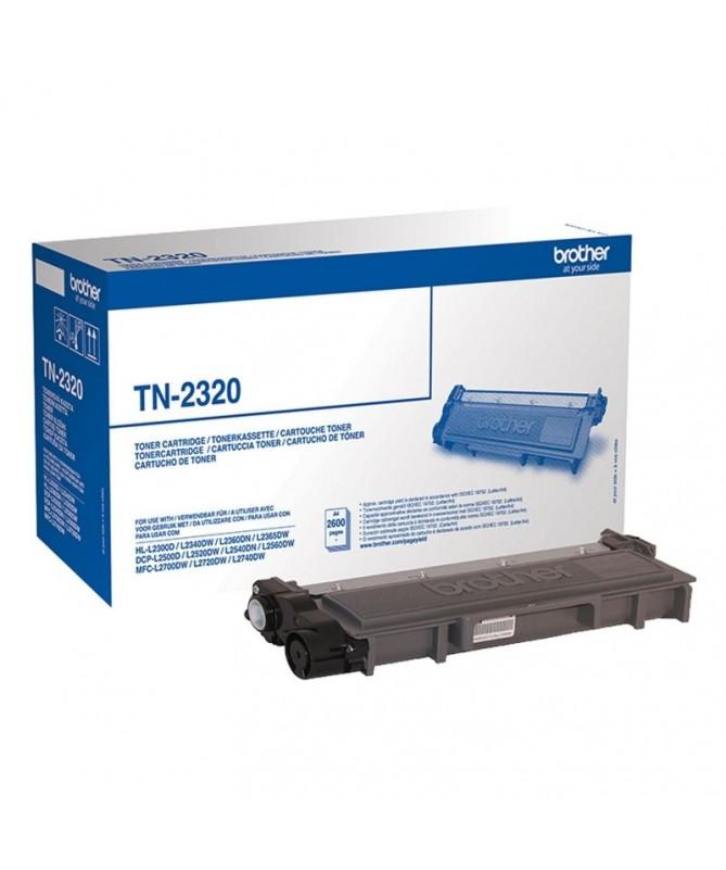 h2Especificaciones Tecnicas h2h2br h2h2Compatible con impresoras h2h2br h2ulliDCPL2500D liliDCPL2520DW liliDCPL2540DN liliMFCL2