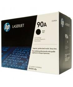 Los cartuchos de toner HP 90A LaserJet producen documentos decalidad profesional constantemente y aumentan la eficacia de suofi