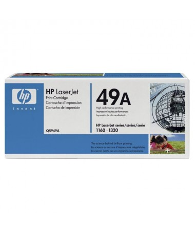 pTONER NEGRO HP 1160 1320 2500 PAG p