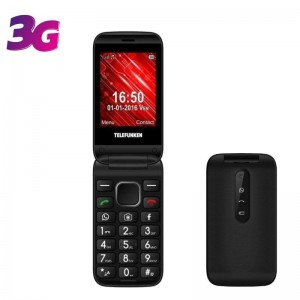 pulliTelefono movil con tapa liliSO Android 44 liliROMRAM 512MB256MB liliPantalla color QVGA 288221 liliResolucion 320 x 240 pi
