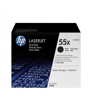 p Cuanto mas imprima mas ahorrara con los paquetes dobles de cartuchos de toner HP LaserJet Obtenga los mismos resultados profe
