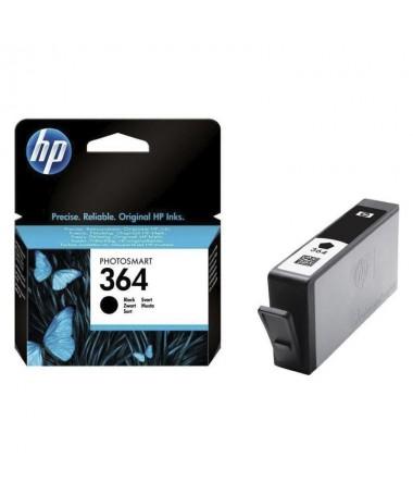 p El cartucho de tinta negra HP 364 imprime documentos nitidos de calidad laser Confie en HP para una impresion de calidad supe