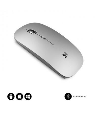pRaton inalambrico Bluetooth 30 compatible con dispositivos Apple Android y Windows Diseno Slim con solo 2 mm de grosor elegant