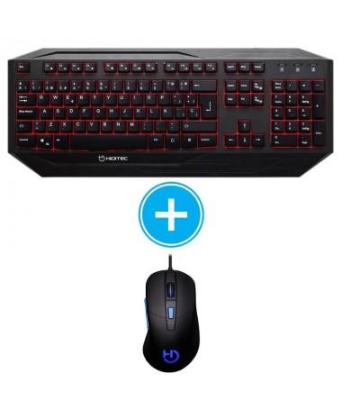 ph2Kit teclado y raton Hiditec h2brbTeclado GK200 b ppResistente mas de 50 Millones de ciclos de pulsacionesbrEl innovador sist