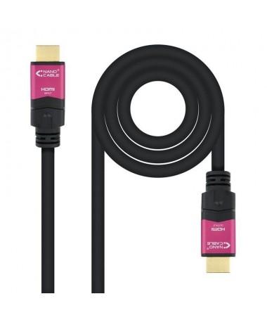 ppable HDMI V20 con conector tipo A macho en ambos extremos pulliAncho de banda hasta 18 Gbps liliChipset con repetidor en el c