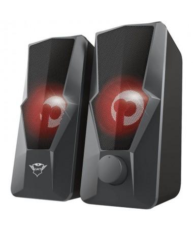 ph2Juego de altavoces con iluminacion 20 h2Juego de altavoces 20 con iluminacion LED roja intermitentebrh2El mejor audio para e