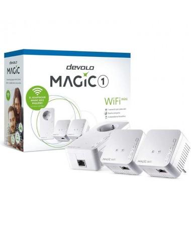 pMagic 1 WiFi mini ofrece una senal de internet estable y eficaz exactamente donde la necesitas Practico Con su diseno compacto