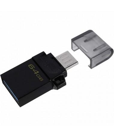 pul liInterfaz doble USB Tipo A y microUSB li liUSB 32 Gen 1 USB 30 li liHasta 80 MB s en lectura li liDimensiones 269 mm x 144
