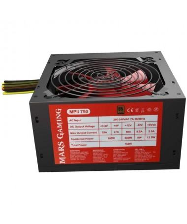 STRONGEspecificaciones Tecnicasbr STRONGULLIPotencia 750W LILIAC input 200 240VAC 7A 50 60Hz LILIEficiencia 85 LILIVentilador 1