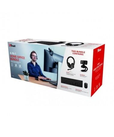 ph2Solucion completa h2Con el juego Qobi 4 en 1 de Trust para el despacho en casa tiene todo lo que necesita para trabajar como