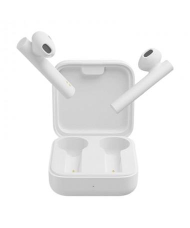 ph2Mi True Wireless Earphones 2 Basic h2Siente el ritmobrBateria con hasta 20 horas de duracionbrLlamadas claras con cancelacio