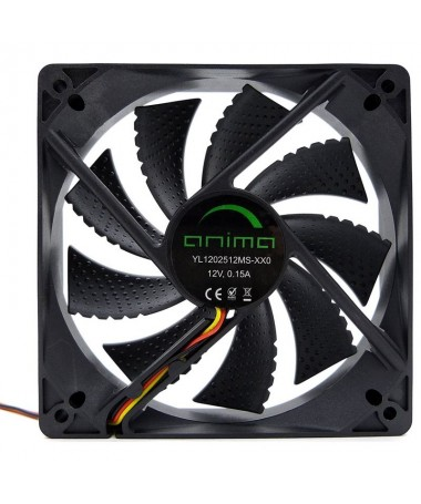 STRONGEspecificaciones tecnicasbr STRONGULLIFabricado con marco y 9 aspas negras este ventilador para CPU ha sido desarrollado