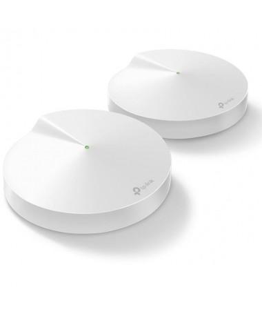 pDeco es la forma mas sencilla de garantizar una senal Wi Fi estable en cada rincon de tu hogar para cubrir un area de hasta 60