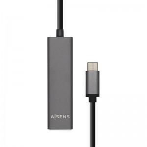 pul liHub USB 31 Gen1 4 x USB30 hembra a USB31 USB C macho li liTamano ultra delgado y es facil de transportar cuando viaja o t