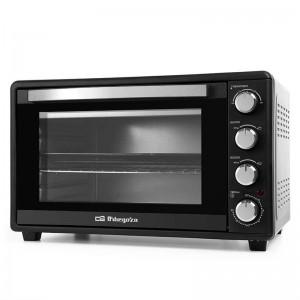 pEl horno de sobremesa HO 455 de Orbegozo tiene las caracteristicas necesarias para ganar al maximo en comodidad rapidez y limp