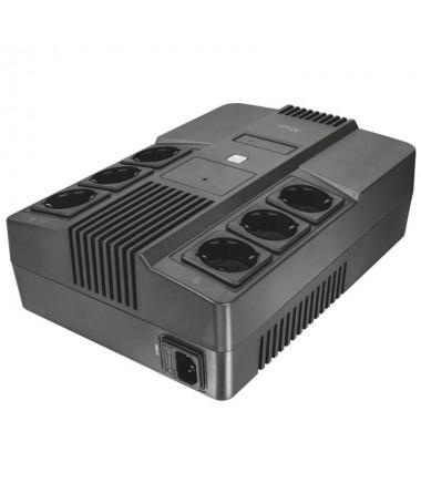 ph2Potencia de respaldo h2El sistema de alimentacion ininterrumpida SAI Maxxon con bateria incorporada de 800 VA puede mantener