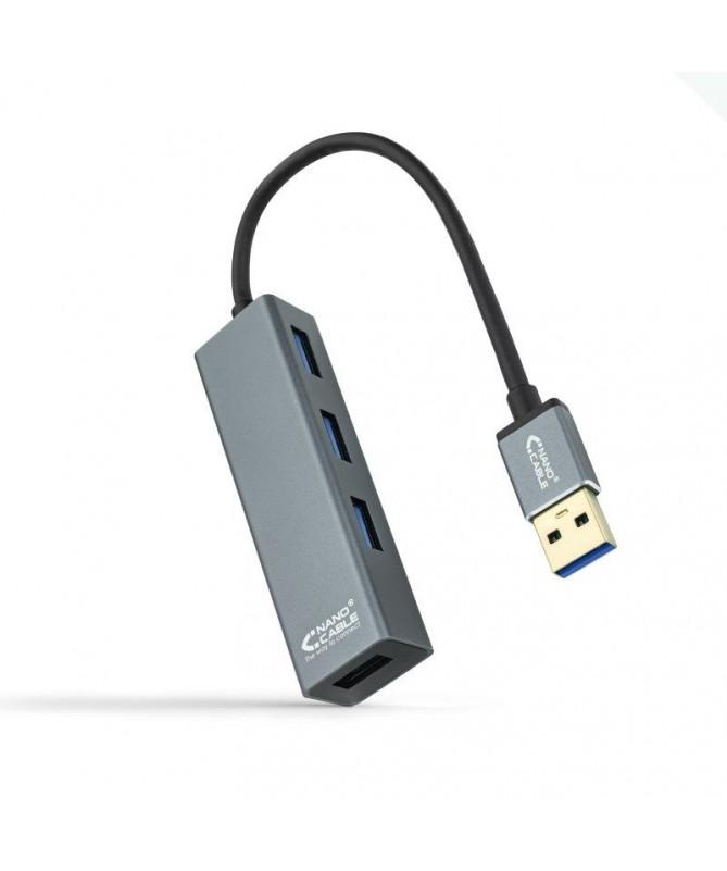 pul liPermite conectar a una salida USB Tipo A hasta 4 dispositivos USB li liNo requiere software ni controladores una solucion