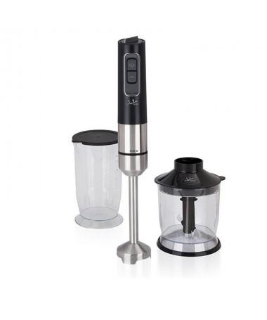 pBatidora de varilla inox electronica con regulador de velocidad y doble cuchilla Accesorios incluidosbrul liGran potencia max