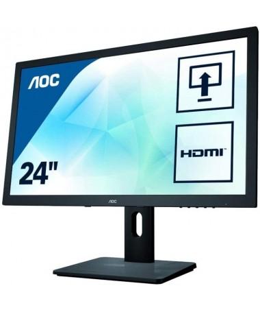 ph2Comodo visionado y notable rendimiento h2Este monitor de trabajo ergonomicamente ajustable y de bajo consumo presume de cone