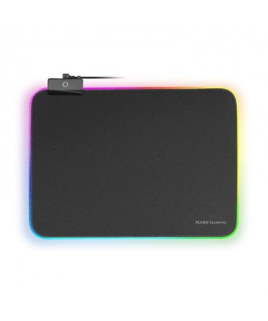 ph2LA ALFOMBRILLA RGB DEFINITIVA h2La MMPRGBL ha sido disenada para ofrecerte un tamano optimo a la hora de deslizar tu raton g