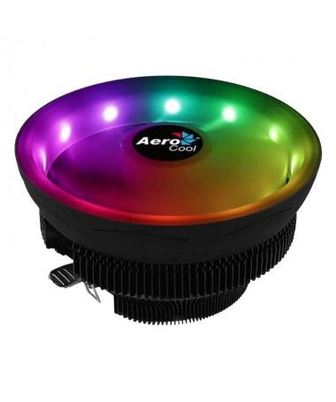 ph2Diseno de anillo LED RGB con estilo h2Viene equipado con un anillo LED RGB alrededor del ventilador de las aspas del ventila