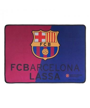 pLa alfombrilla MMPBC apta para ratones opticos y laser completa tu equipacion para demostrar tu apoyo al club Barcelona Lassab