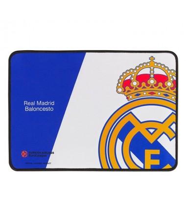 pViste tu escritorio con los colores del Real Madrid y disfruta del maximo deslizamiento y precision de tu raton optico o laser