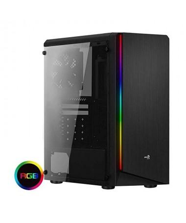 pul liTipo de caja Torre mediana li liColor Negro li liGrosor acero 05mm li liPlacas base ATX micro ATX mini ITX li liDimension