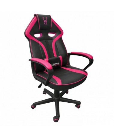 pSilla gaming con altura ajustable y reposabrazos Stinger Station Alien PinkbrLa silla de diseno Racing Stinger Station Alien e