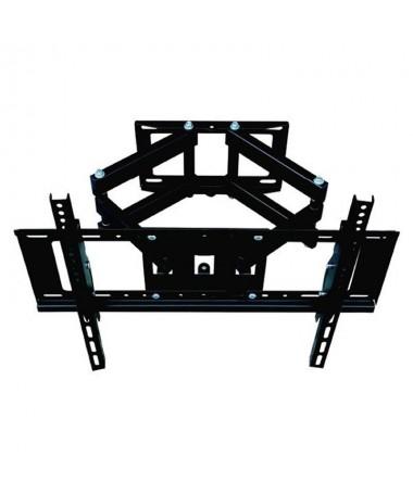pSoporte TV LCD PARED Acero Aluminio Alta resistencia ARTICULADObrMedidas compatibles 328221 658221brVESA 600400X200X100brPeso