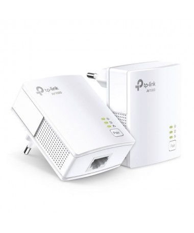 pbHomePlug AV2 Standard b velocidades de transferencia de datos de alta velocidad de hasta 1000 Mbps para todas tus necesidades