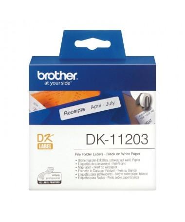 pul liEtiquetas precortadas li li17 x 87 mm li liMaterial papel termico blanco li liRollo de 300 etiquetas li liCompatible con