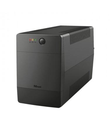 ph2Solucion fiable de datos y alimentacion h2El sistema Paxxon de Trust con 1000 VA ofrece una potencia y proteccion fiables pa