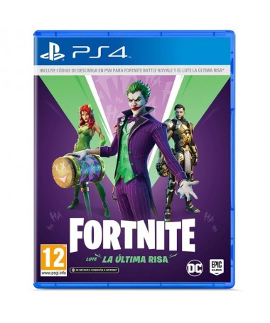 pul liJuega a Fortnite con el archienemigo de Batman Joker No te pierdas todos sus complementos como el traje de Joker el acces