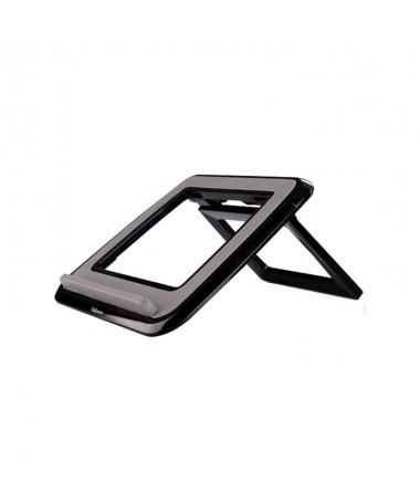 p Soporte elevador para portatil Spire Series NegrobrbrulliAjustable a 7 angulos diferentes liliPatas delanteras con angulo lim