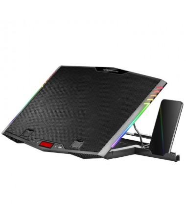 pul liTamano portatiles Hasta 173 li liVentiladores 6 de alta eficiencia y bajo ruido li liIluminacion RGB Control con 7 modos