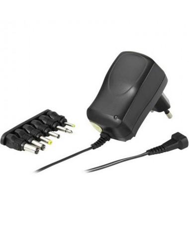 pul liEntrada 100 240 V 60 50 Hz max 016 A li liMax Potencia de salida corriente 72 W 600 mA li liEnergia en espera 03 W li liE