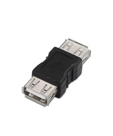pul liAdaptador USB 20 con conector tipo A hembra en ambos extremos li liSe utiliza para unir dos cables USB con conector tipo