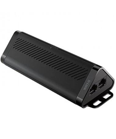 pEl extensor PoE Gigabit de 2 puertos Gigabit DPE 302GE permite ampliar las conexiones Power over Ethernet hasta 500 m1 Esta di