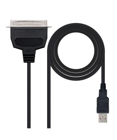 STRONGEspecificaciones tecnicasbr STRONGULLIAdaptador USB a paralelo para impresoras o cualquier otro dispositivo con interfaz